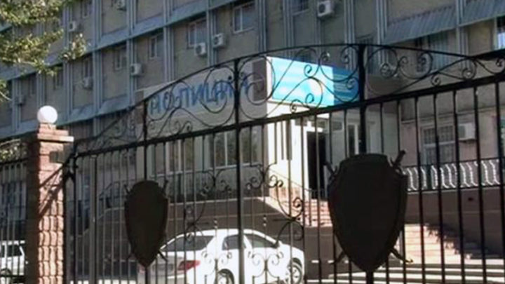 Трое грабителей задержаны в Шымкенте