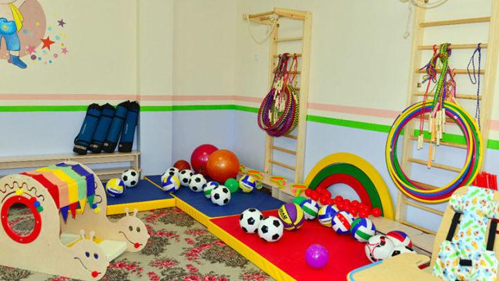 Открыты два детских сада для деток с особенностями развития