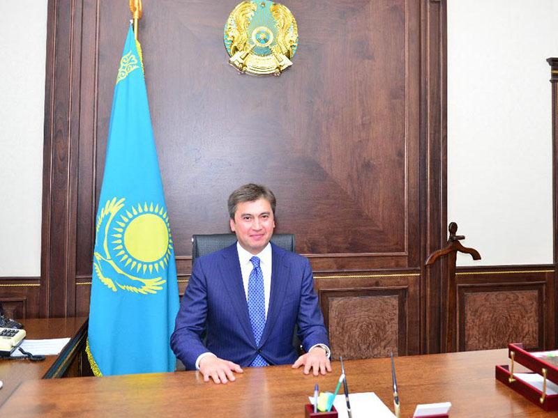 Габидулла Абрахимов вернулся на должность акима Шымкента