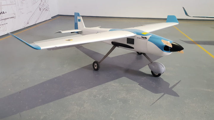 Самолеты-беспилотники под ключ своими руками