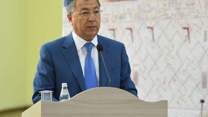 Экс-аким Туркестанской области получил новую должность
