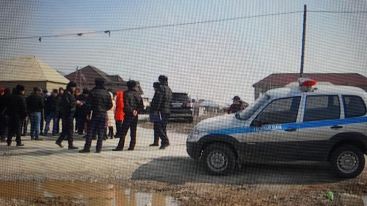 Жители мкр. «Самал-3» Шымкента возмущены бездействием полицейских