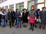 Учителя школы Шымкента боятся возвращение уволенного директора