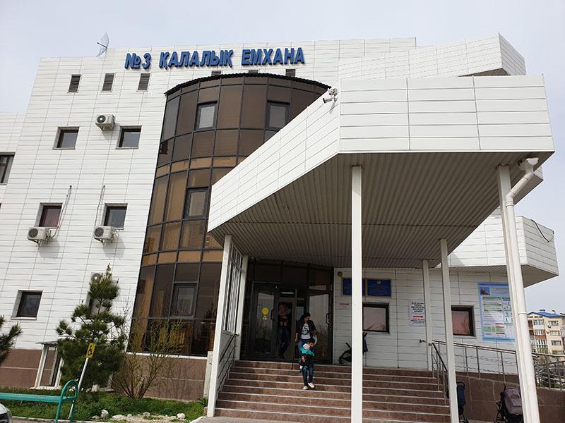 Более 150 тыс человек в Шымкенте записываются к врачам через смартфоны
