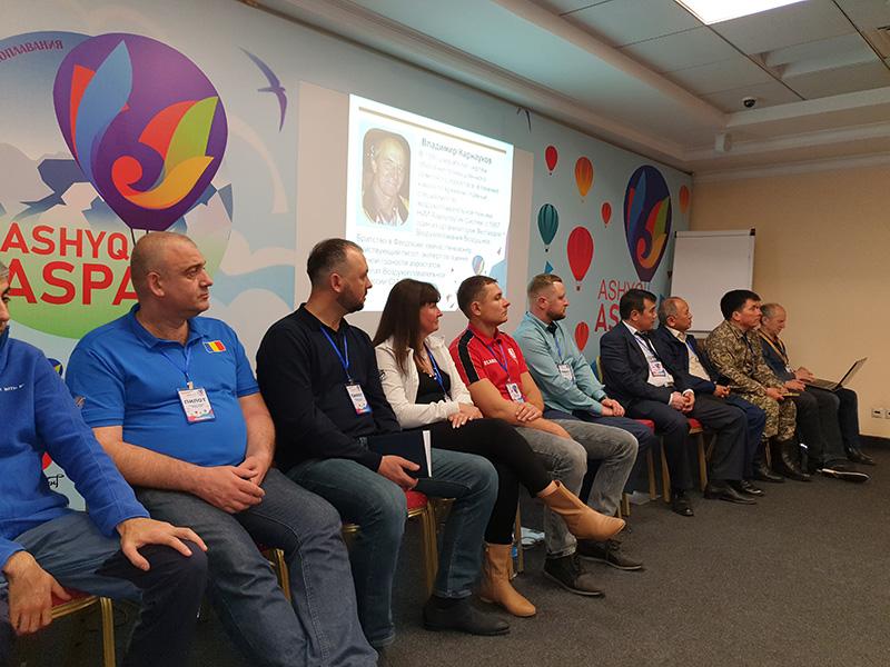 О безопасности на фестивале воздухоплавателей в Шымкенте рассуждают эксперты