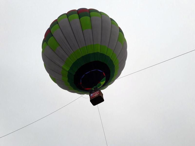 Международный фестиваль воздухоплавания пройдет в Шымкенте