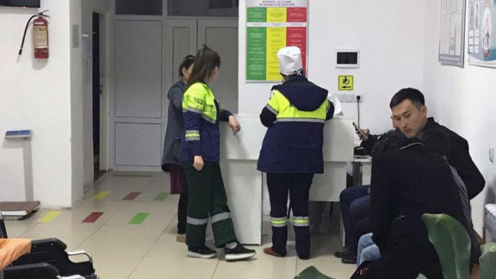 Утечки газа в районе школы №54 Шымкента, по мнению газовиков, не было