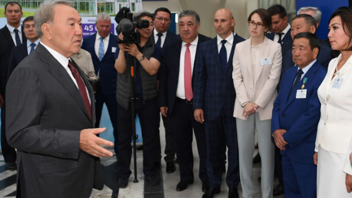 НПП «Атамекен» поблагодарила Первого президента