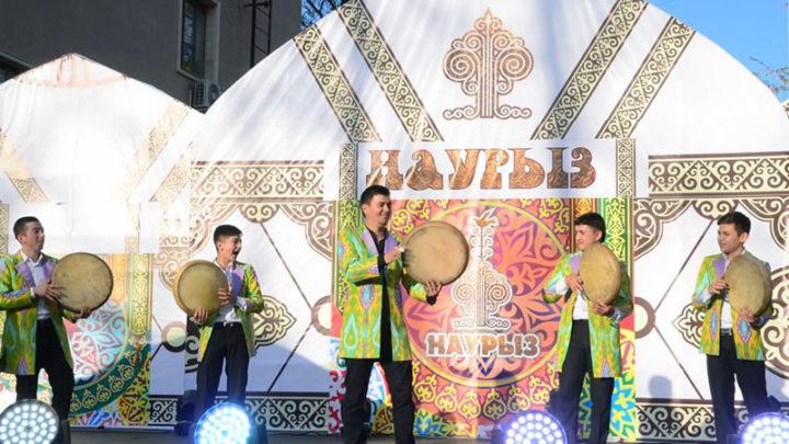 Акция «Бас қаламыз – Нұр-Сұлтан» прошла в Шымкенте