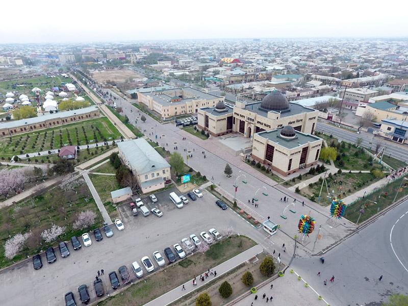 В Туркестане Арбат переименуют в проспект Назарбаева