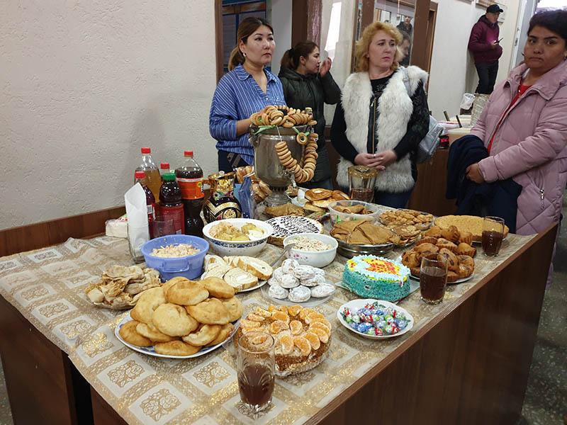 Масленица 2019 в Шымкенте