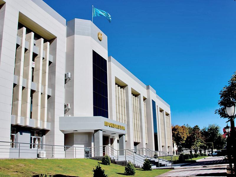 6 предприятий Шымкента погасили долги по зарплате