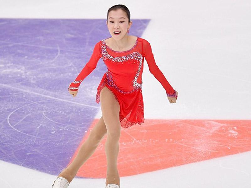 Казахстанская фигуристка выступила с короткой программой на Чемпионате Мира 2019