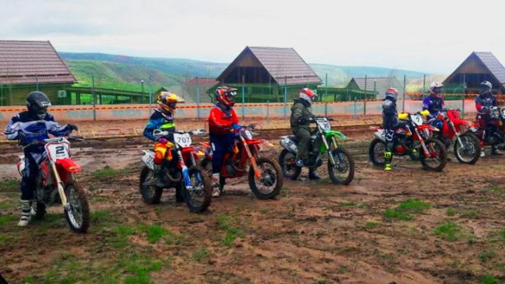 Стартовал открытый чемпионат РК по мотоциклетному кроссу