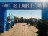 Более тысячи человек побывали в «Городке здоровья» в Туркестане