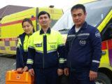 В Шымкенте 11-месячный малыш едва не утонул во время купания