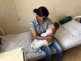 В Шымкенте годовая девочка выпила ядовитую жидкость