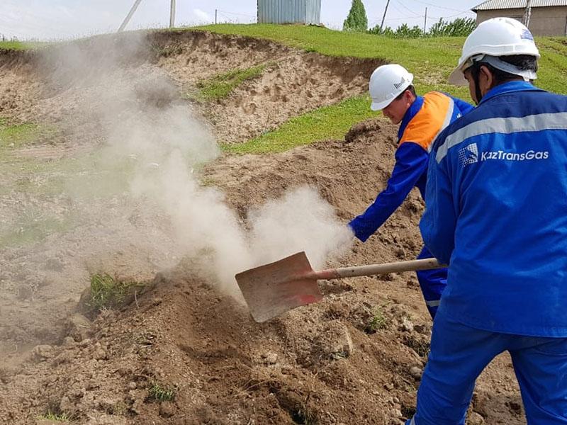 Более 8 тыс частных домов в Шымкенте остались без газа