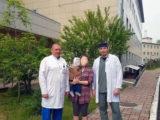 Ребенка, получившего ожог горячей клизмой, выписали домой
