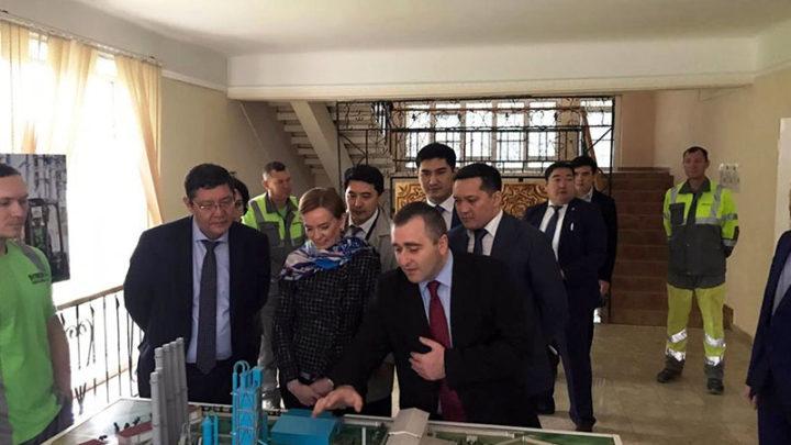 Формируется пул производителей Шымкента для работы с нефтяной компанией