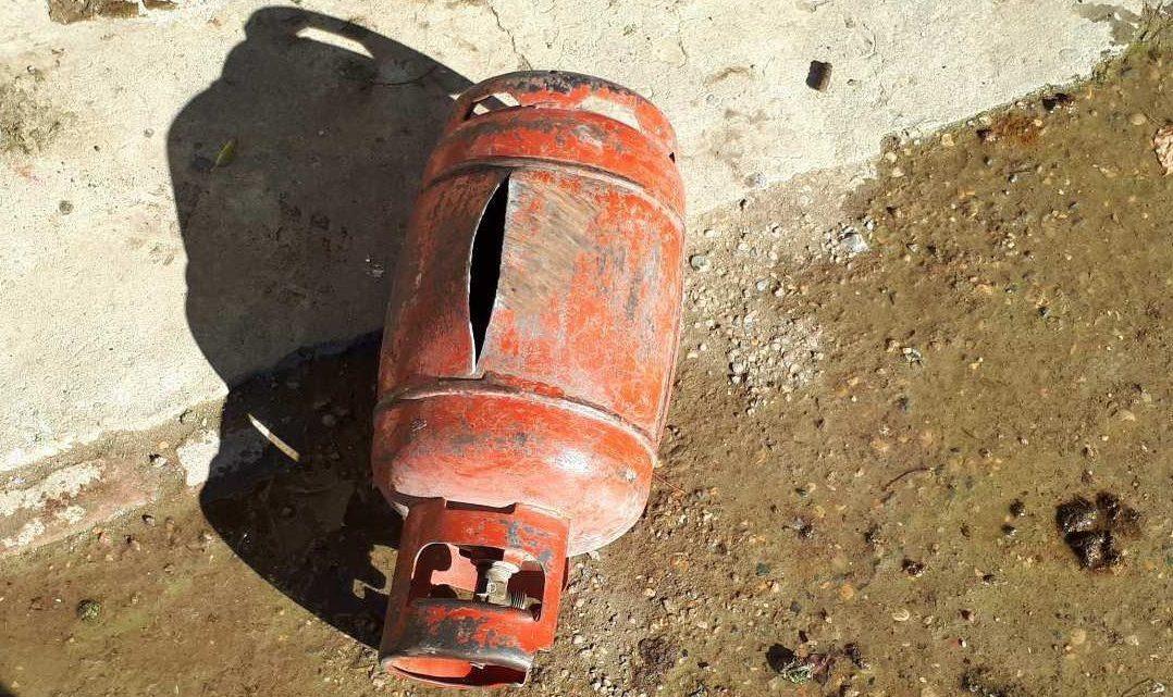 12 человек пострадали при взрыве газового баллона в Сайрамском районе