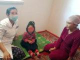 15 штук таблеток выпила малышка в Туркестанской области