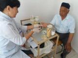 Медицинский ликбез для жителей отдаленных сел проводят врачи региона