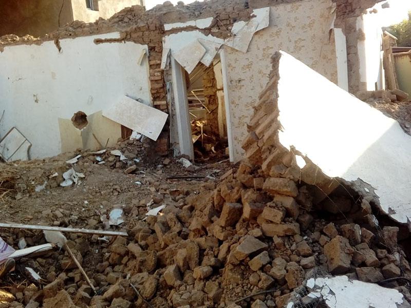 2 человека погибли при обрушении стены в Шымкенте