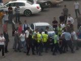7 студентов колледжа задержаны за неповиновение полицейским