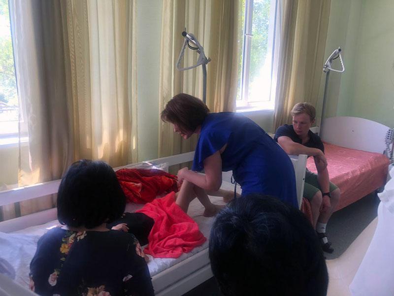 2 врача уволены за неправильный диагноз Александре Песецкой
