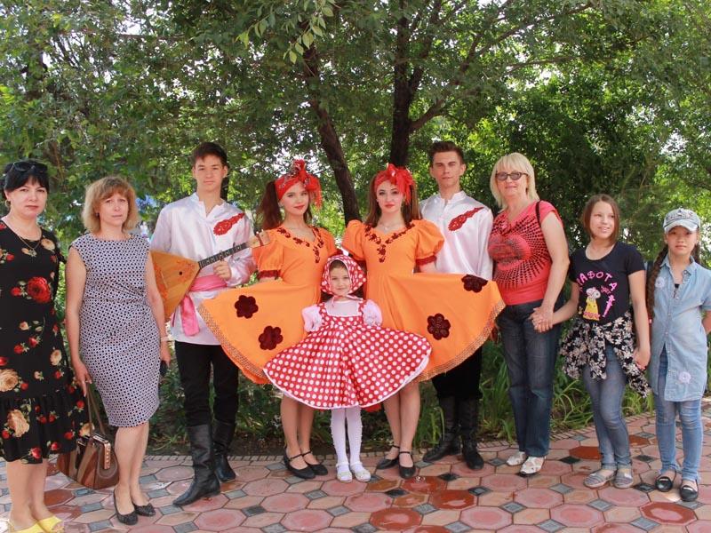 «Нашествие» матрешек в Туркестане