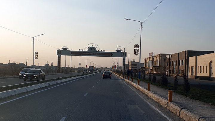 Лишь 30% дорог Туркестана асфальтированы