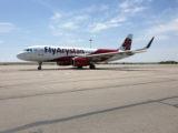 Пассажиры первого бюджетного рейса оценили полет из Алматы в Шымкент