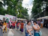 Более ста школьников Шымкента приняли участие в детской ярмарке