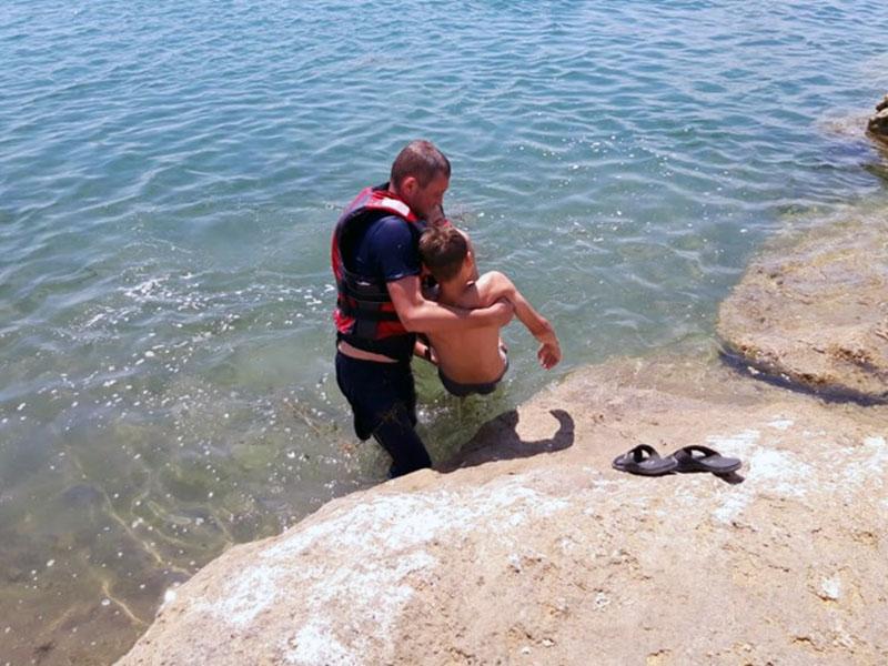 15-летний подросток едва не утонул в Сырдарье