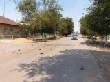 Военные проверили радиационный фон города Арыси