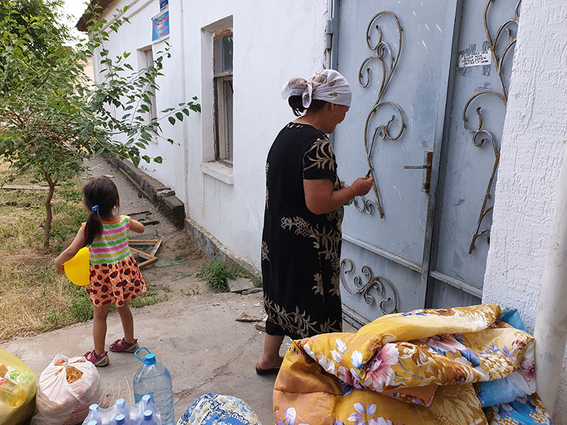 Истории о переселении жителей Арыси в свои дома