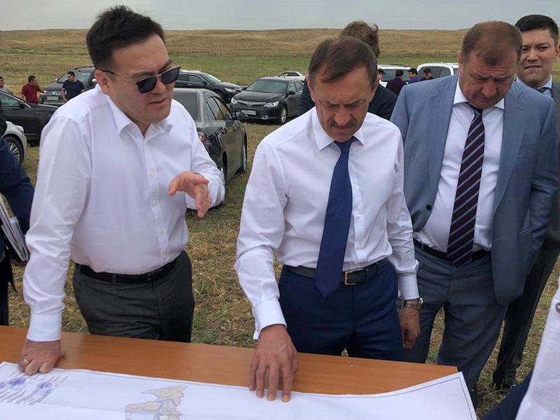 Самую большую теплицу в стране построят в Туркестанской области