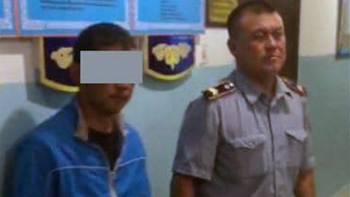 Подозреваемый в убийстве инкассаторов задержан в Туркестанской области