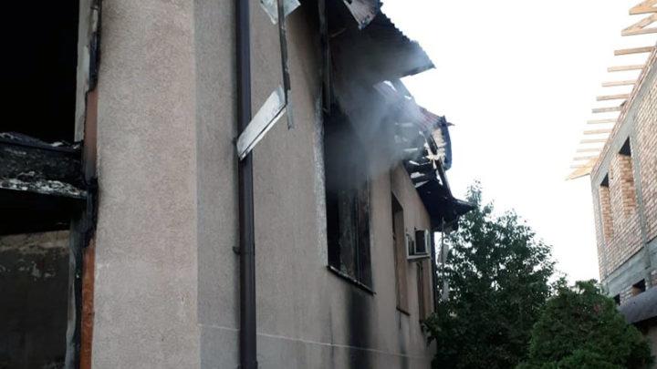 Мужчина погиб при пожаре в Шымкенте