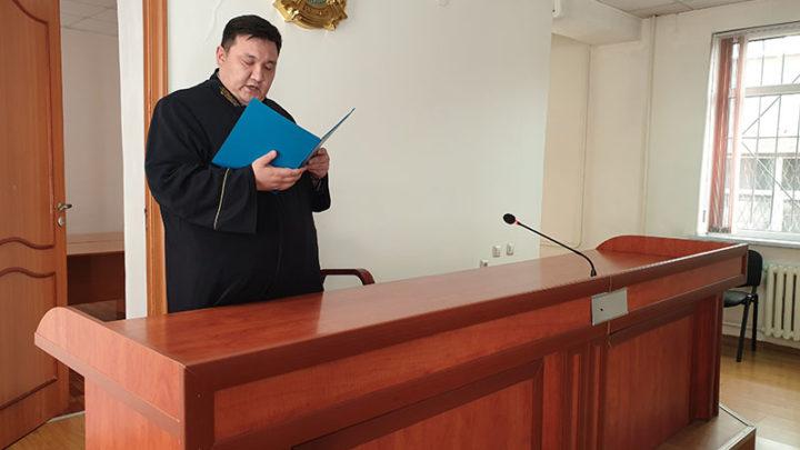 За попытки изнасилования суд Шымкента приговорил мужчину к химической кастрации