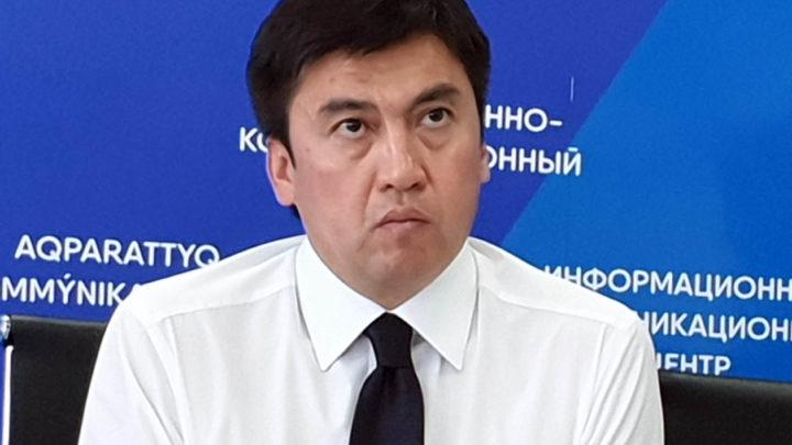 Аким Шымкента Габидуллу Абдрахимова освободили от должности с нелестной формулировкой