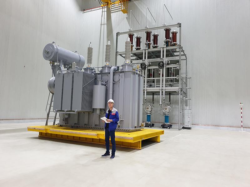 Самые мощные в стране трансформаторы выпускают в Шымкенте