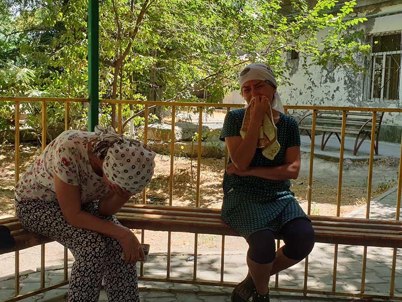 Родные погибшей девочки возмущены действиями полиции Шымкента
