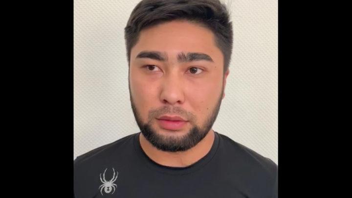 Житель Туркестана, извинившийся перед полицейскими за брань, отправится под арест
