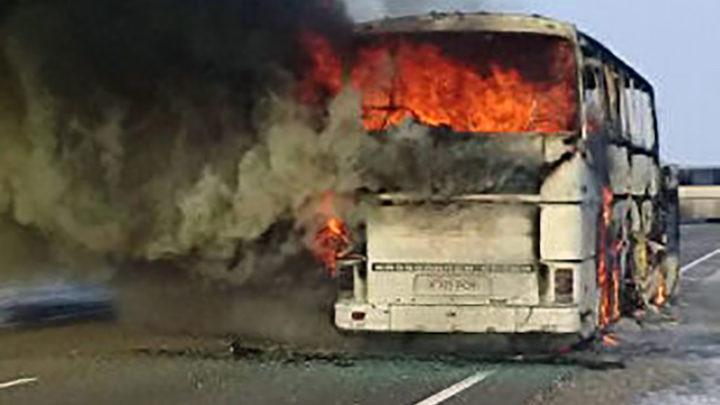 Осужден владелец автобуса, в котором сгорели 52 гражданина Узбекистана