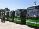 Для Шымкента теперь будут закупать другие автобусы