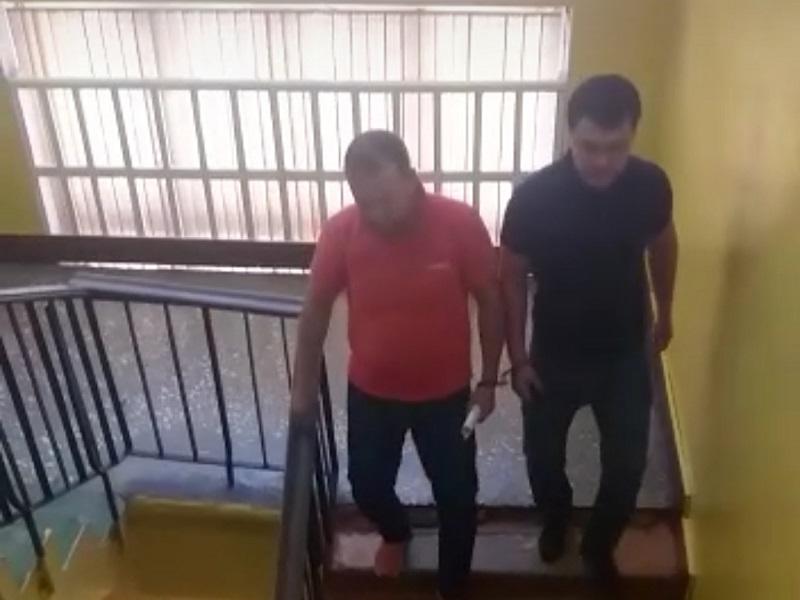 Задержание Руслана Жанпеисова прокомментировали в правоохранительных органах