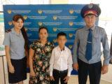 Подросток, пропавший в Сарыагаше, нашелся в Шымкенте
