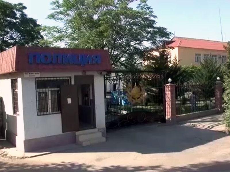 За 40 секунд неизвестные ограбили АЗС в Сайрамском районе